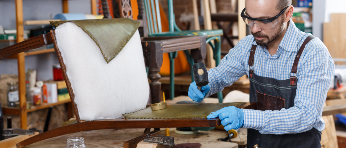 Salon Upholstery Guide: Is It Cheaper To Reupholster Or Buy New Furniture?